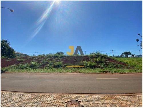 Imagem 1 de 27 de Terreno À Venda, 1500 M² Por R$ 990.000,00 - Portal Dos Bandeirantes - Ii - Porto Feliz/sp - Te3593