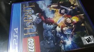 Lego The Hobbit Ps4 Nuevo Sellado