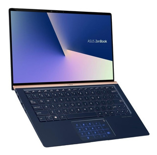 Ultrabook Asus Zenbook I7 10ma 16gb Ssd512 Win10pro 1,4kg 13