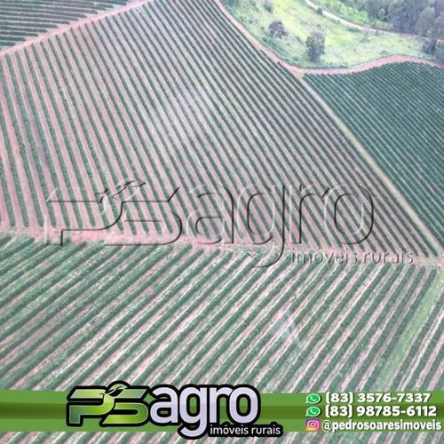 Imagem 1 de 6 de Fazenda À Venda, 14520000 M² Por R$ 25.000.000,00 - Fernão Dias - Belo Horizonte/mg - Fa0119
