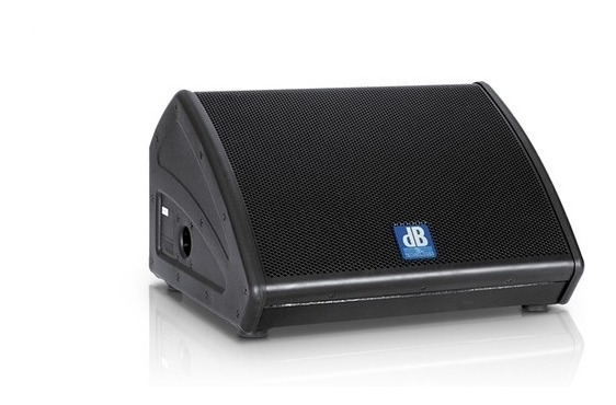 Monitor Ativo Palco Db Technologies Flexsys Fm 12 600w Rms