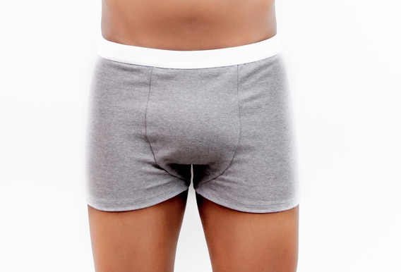 Cueca Boxer Com Enchimento Frontal E No Bumbum Ori Up