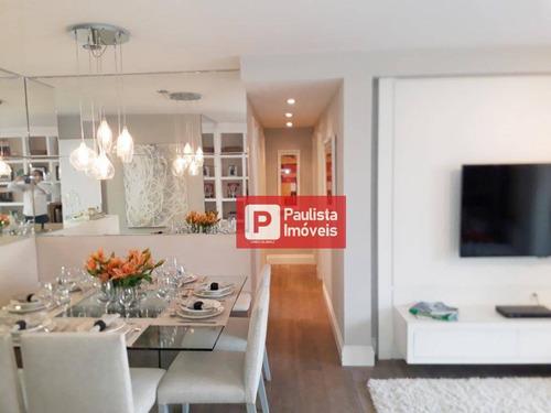 Apartamento Com 3 Dormitórios À Venda, 88 M² Por R$ 920.103,10 - Jabaquara - São Paulo/sp - Ap29661