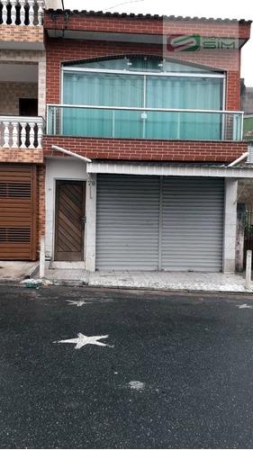 Imagem 1 de 30 de Casa Sobrado Em Cidade São Mateus - São Paulo - 4281