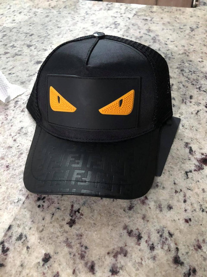 Gorra Fendi Ojos Monster