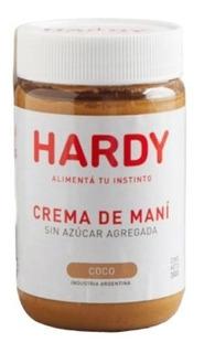 Crema De Maní Hardy 100% Natural - Proteicas
