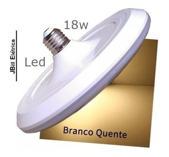 Lâmpada Led Disco 24w Bivolt E27 Branco Frio