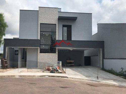 Imagem 1 de 18 de Casa A Venda Condomínio Residencial Dos Ipês Engordadouro Em Jundiaí Sp. - Ca00471 - 69404793
