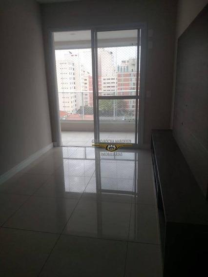 Apartamento Com 1 Dormitório À Venda, 48 M² Por R$ 465.000,00 - Tatuapé - São Paulo/sp - Ap2370