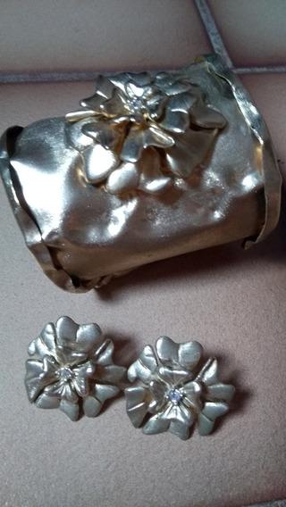 Bracelete E Brincos Morana