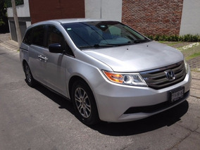 Honda Odyssey Exl Piel, Dvd Aut.