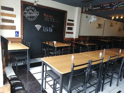 Negocio/comercio/restaurante En Funcionamiento La Mariscal