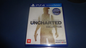 Jogo Uncharted: The Nathan Drake Collection Ps4 Frete 13real