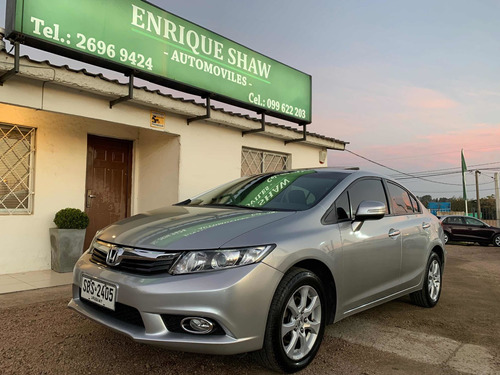 Honda Civic 2014 1.8 Exs At 140cv