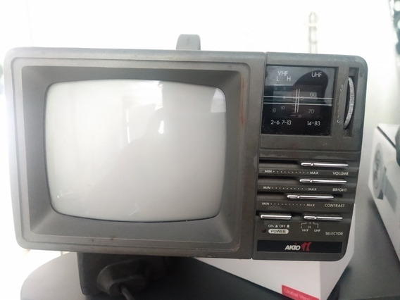 Tv Akio Deluxe Am/fm