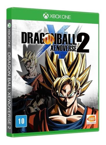 Imagem 1 de 5 de Dragon Ball: Xenoverse 2 Xbox One Físico