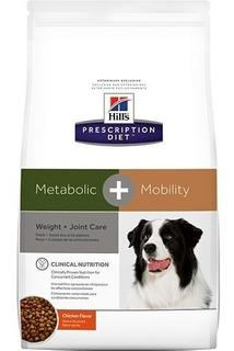 Croquetas Metabolic + Mobility De Hills 10.8 Kg Para Perro