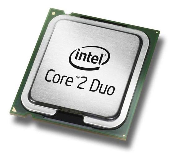 Processador Intel Core 2 Duo E6300 1.86ghz 2m 1066 Lga 775