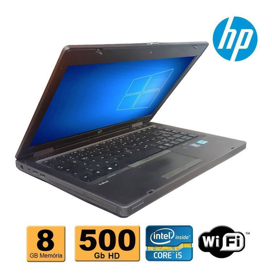 Notebook Hp Probook 6470b Core I5 3ª Geração 8gb Hd 500gb