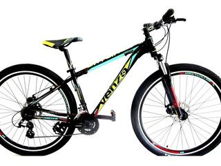 Bicicleta Venzo Modelo 2019