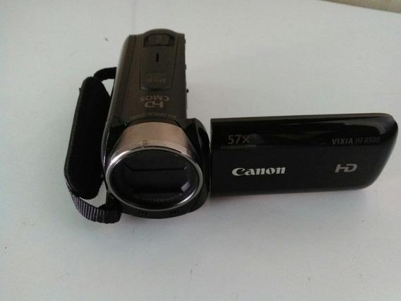 Videocamara Canon Vixia Hf R500 (150v)