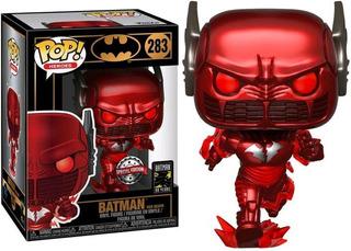 Figura Funko Pop 283 Metal Batman - Heroes Oferta!