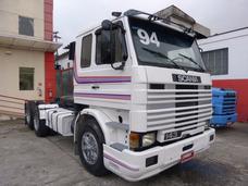 Scania R 143 6x2 1994 Frontal Trucado 143 Scania 113 6x2 360