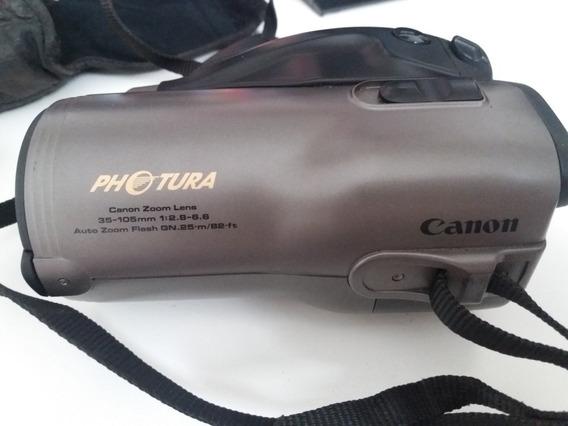 Máquina Fotográfica Canon Photura 35/105mm