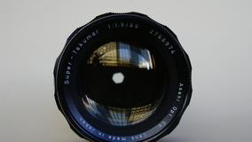 Lente 85 Mm 1.9 De Rosca M42 . Canon/nikon/sony