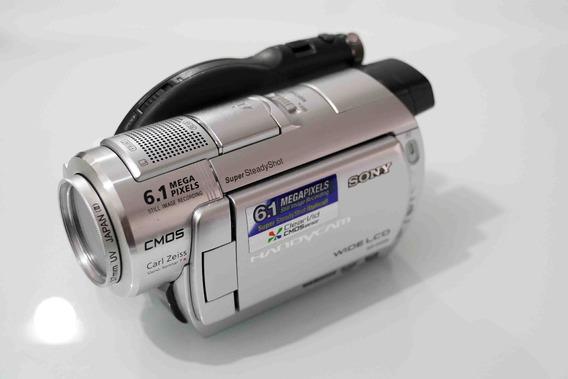 Filmadora Sony Dvd-508 Nova!
