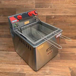 Fritadeira Elétrica Zona Fria 15 Litros Croydon Profissional