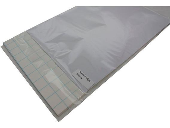 Papel Transfer Textil Tela Oscura Inkjet Kennen 10 Hojas A4