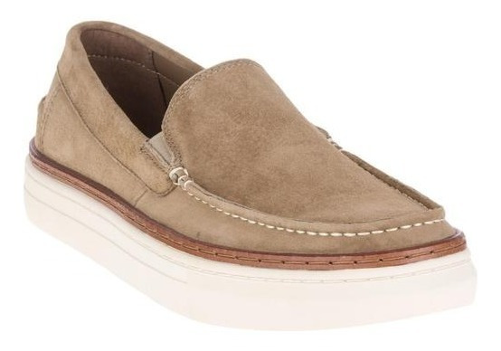 Loafers Hush Puppies Casuales Hombre Hm01862-252brown