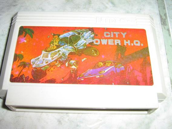 Cartucho City Power H.q. P/ Nintendo 60 Pinos