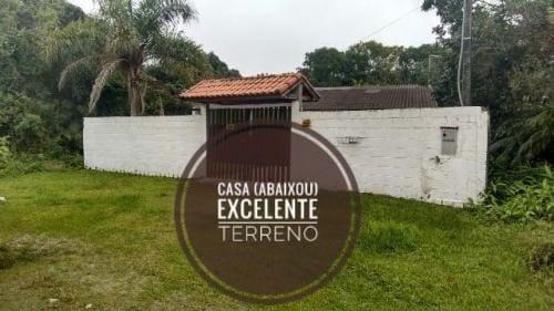 Vendo Casa Com Excelente Terreno Em Itanhaém Litoral Sul Sp