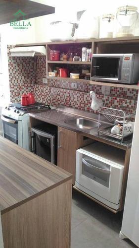 Apartamento Com 2 Dormitórios À Venda, 56 M² Por R$ 250.000,00 - Vila Zulmira - São Paulo/sp - Ap1209