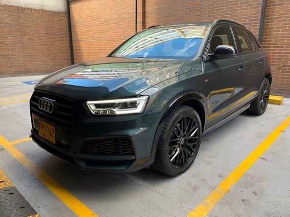 Audi Q3 S-line Black Edition