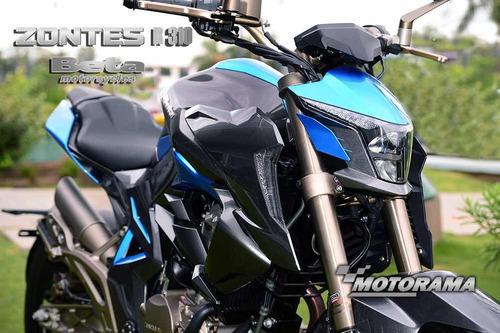 Imagen 1 de 3 de Moto Beta Zontes R310