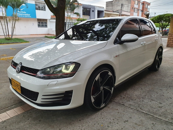 Volkswagen Golf Gti Blindado 2 Plus