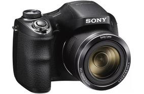 Câmera Sony Dsc H300 3.0 20.1mp Zoom Óptico 35x Lacrado