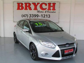 Ford Focus Titanium 2.0 Flex Power Shift 2015 R$ 61.500,00