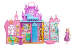 Palacio De Princesas Disney 4 Áreas Temáticas Hasbro