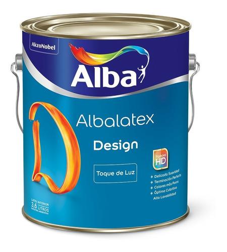 Albalatex Toque Sublime - Cascara De Huevo - 20lts Pintumm