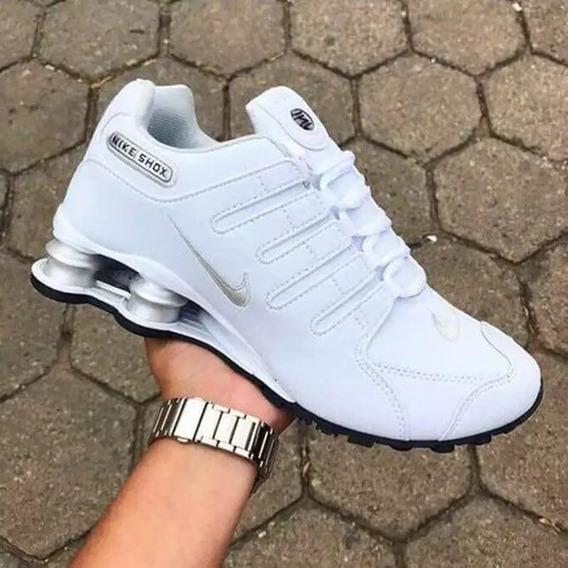 Tênis Nike Shox (frete Grátis) Ft Originais