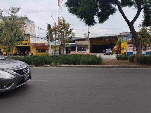Imagen 1 de 6 de Terreno Comercial En Renta En San Francisco Culhuacán, Coyoacán. Mtr-214