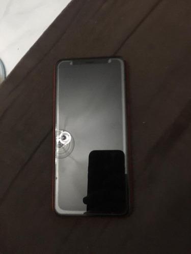 Celular Samsung Galaxy J6 Plus Vermelho Metálico