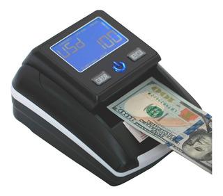 Maquina Detectora Y Contadora De Billetes Banknote Detector