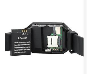 2 Bateria Para Relógio Inteligente Smartwatch Gt08 A1 X6