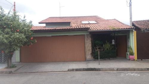 Imagem 1 de 21 de Casa Com 4 Dormitórios À Venda, 220 M² Por R$ 800.000 - Center Ville - Arujá/sp - Ca0743