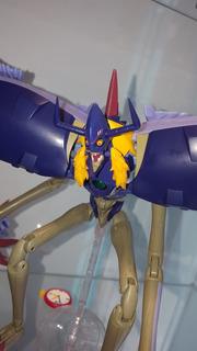 Figura Digimon Keramon Diablomon Digivolving Spirits
